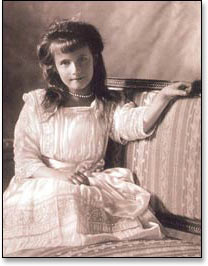 Grand Duchess Anastasia.