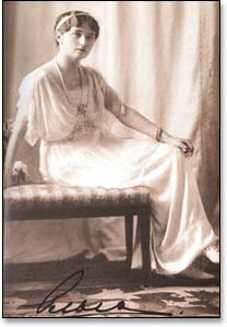 Grand Duchess Olga.